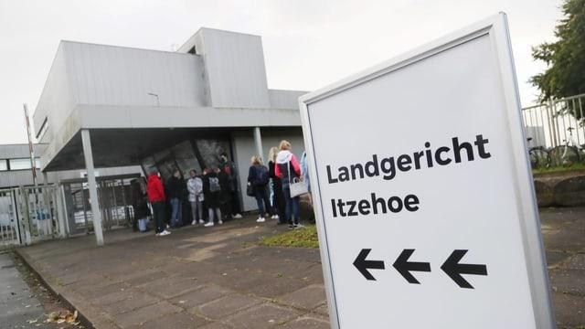 Flüchtige Ex-Sekretärin des KZ Stutthof ist wieder aufgetaucht