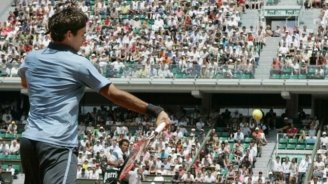 Federers wichtigster Schlag – Djokovic verpasst Indian Wells