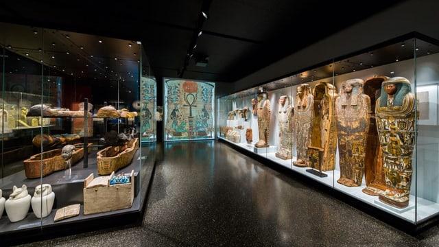Moorleichen und Mumien im Museum zeigen – geht das noch?
