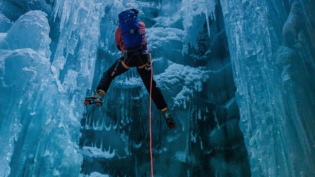 Mein Abstieg in die Unterwelt des Plaine-Morte-Gletschers