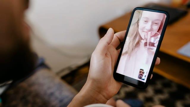 Flirten digital: Die neue Norm in der Pandemie