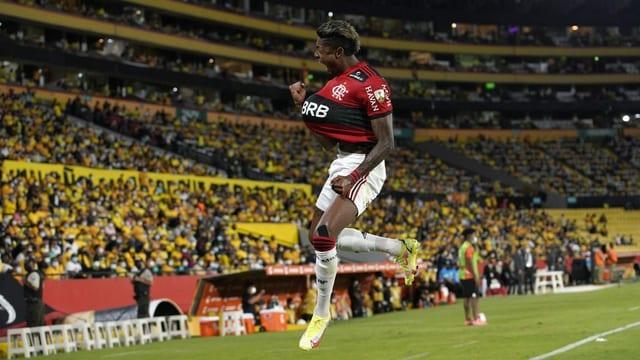 Flamengo folgt Palmeiras in den Copa-Final