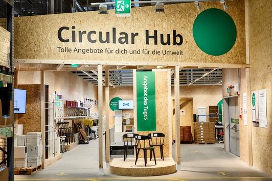 Alte neue Liebe: IKEA und tutti.ch gemeinsam für die Kreislaufwirtschaft