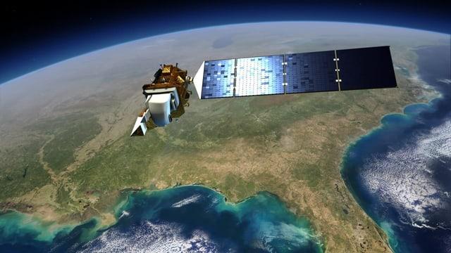 Mit Satellitenaufnahmen die Probleme der Welt lösen