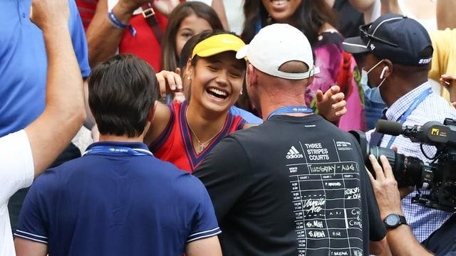 US-Open-Siegerin Raducanu trennt sich von ihrem Coach