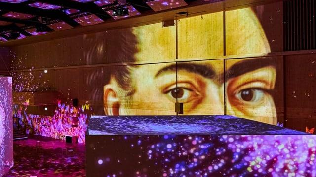 Hier soll man Kahlos Kunst ohne Kopfzerbrechen konsumieren