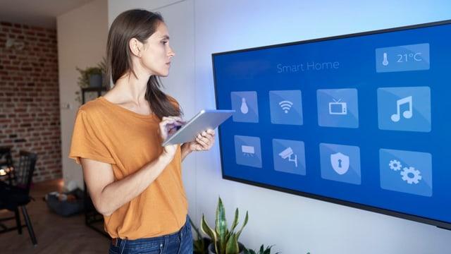 Unerwünschte Späher: Vorsicht bei «Smart Home»-Produkten
