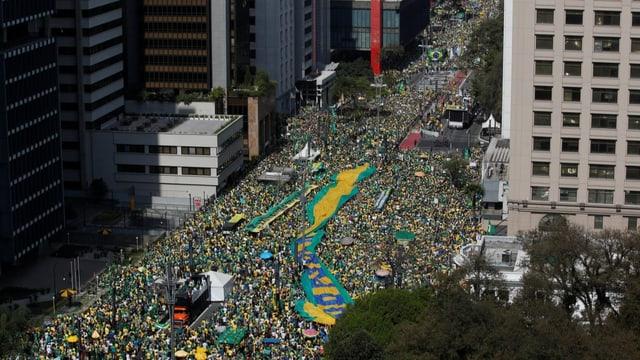 Ein Ultimatum für die Demokratie Brasiliens