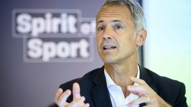 Organisation von «Swiss Sport Integrity» steht