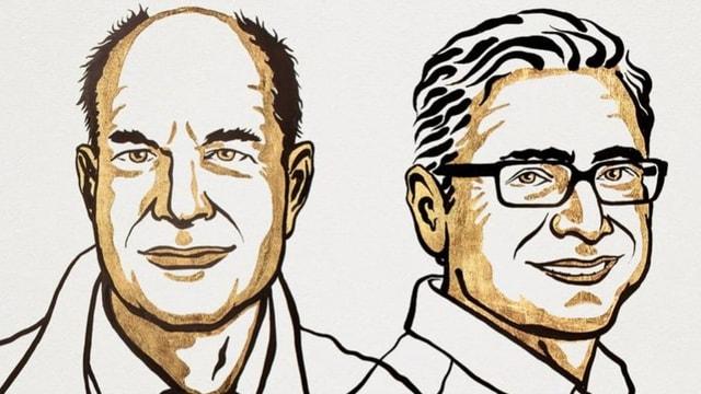 Medizin-Nobelpreis geht an David Julius und Ardem Patapoutian