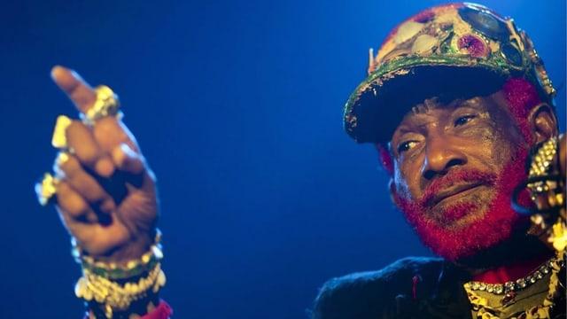Reggae-Ikone Lee «Scratch» Perry gestorben