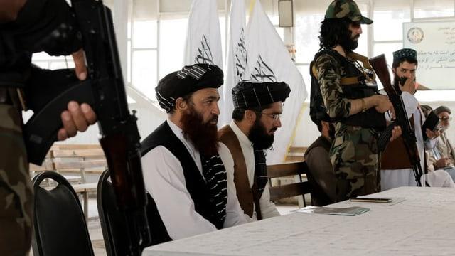US-Vertreter treffen Taliban in Doha