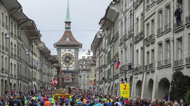Andrea Ceschia – einer von 29 «Golden Runners»