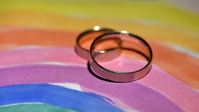«Ehe für alle» wird in Liechtenstein wieder zum Thema