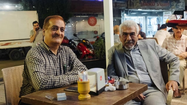 «Ein Iraker fürchtet Anschläge nicht mehr»