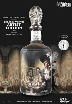 Día de los Muertos: Padre Azul Limited Edition 2021