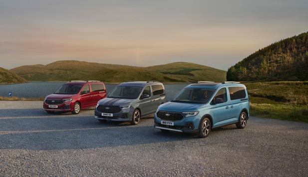 Der Neue Ford Tourneo Connect – ein vielseitiges Multifunktions-Fahrzeug mit viel Platz für Familie und Arbeit