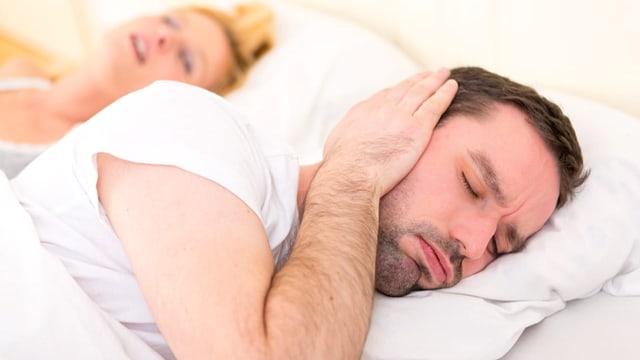 Dem Schnarchen ein Ende: Hoffnung auf Ruhe im Schlafzimmer