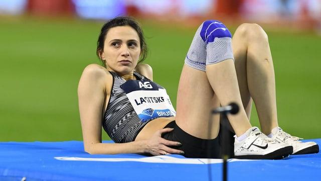 Russlands Leichtathleten bleiben gesperrt