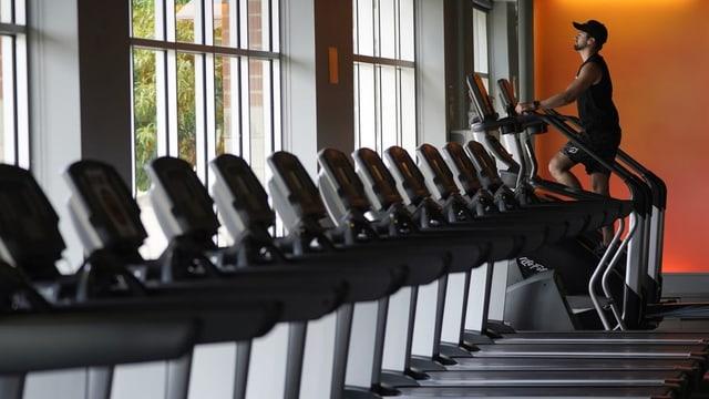 Fitnesscenter hadern mit Zertifikatspflicht