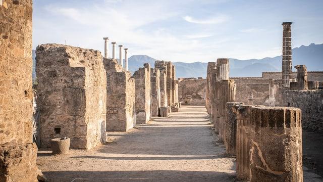 Pompeji ist ein Paradies für Plünderer