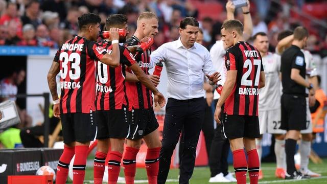 Leverkusen und die schlechten Erinnerungen an 2020