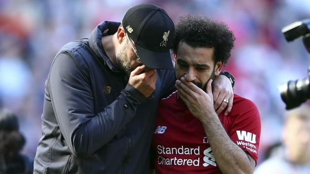 Klopp hievt Salah auf den Thron