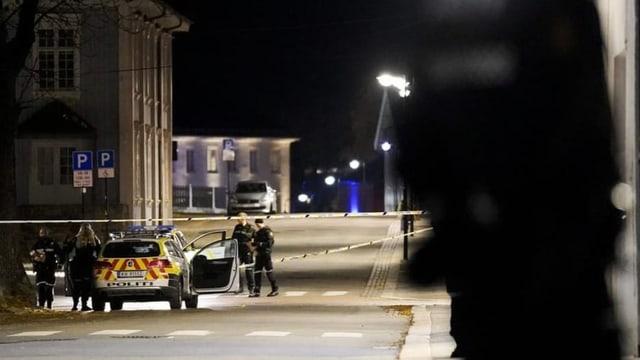 Ein Mann tötet in Norwegen fünf Menschen mit Pfeil und Bogen