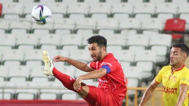 Sahin bei Antalyaspor zum Trainer befördert