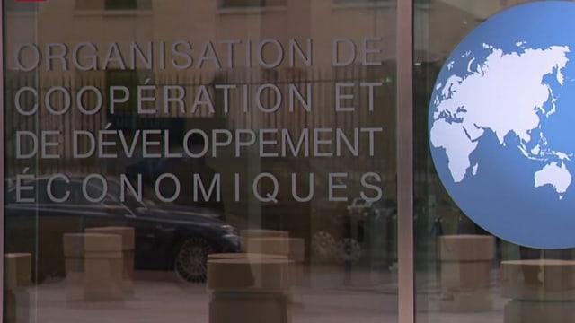 OECD einigt sich auf globale Steuerreform