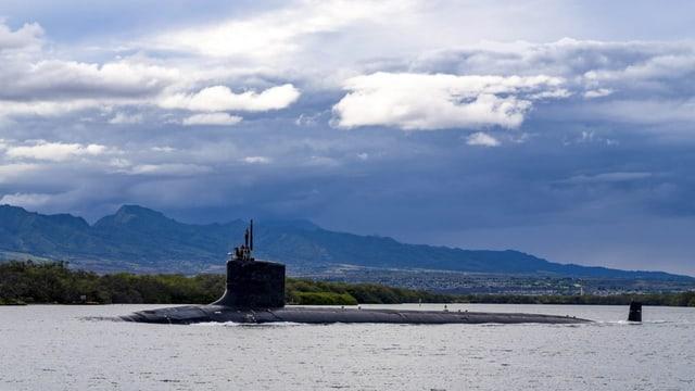 In Australien wird Kritik am U-Boot-Deal laut
