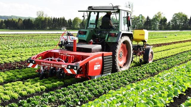 Des Bauern digitaler Knecht