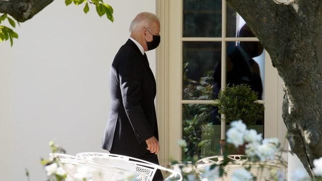 Rechte Demokraten machen Biden das Leben schwer