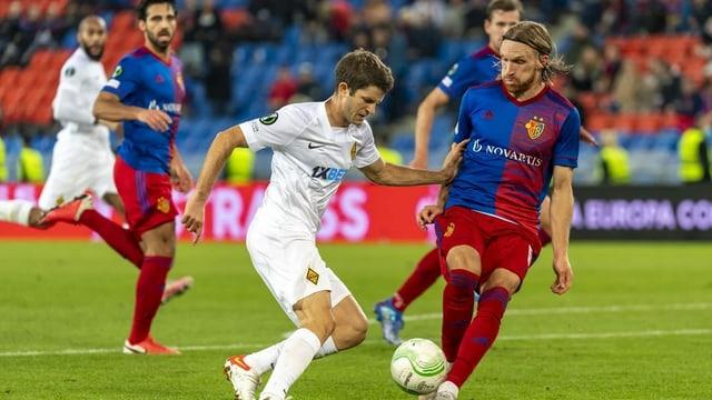 Basel kommt gegen Kairat Almaty zum Premieren-Sieg