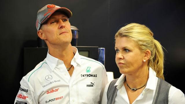 «Mehr Pech als Michael Schumacher kann man im Leben nicht haben»