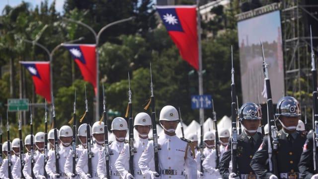 So geht die liberale Demokratie Taiwan mit China um