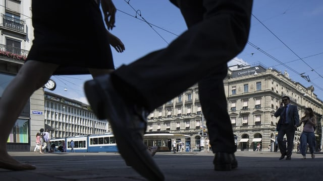 Schweizer Spitzenposition als Geldhüterin der Reichsten bröckelt