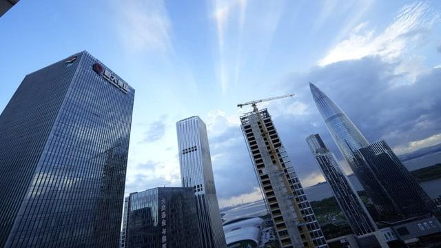 «In keinem Land sind Firmen so stark verschuldet wie in China»