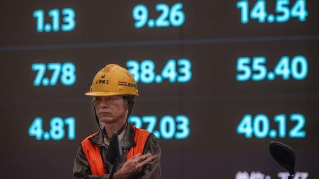 Tickt in China eine Zeitbombe für die Weltwirtschaft?