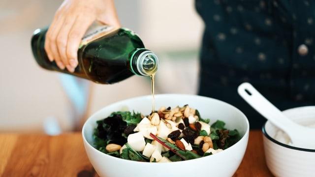 Ist Rapsöl gesünder als Olivenöl?