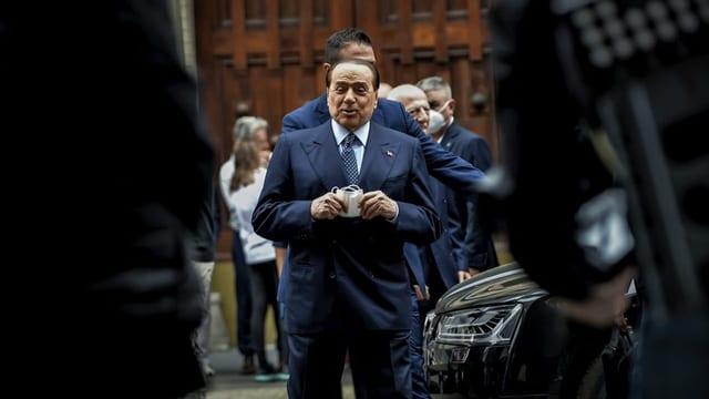 Freispruch für Silvio Berlusconi in Bestechungsprozess
