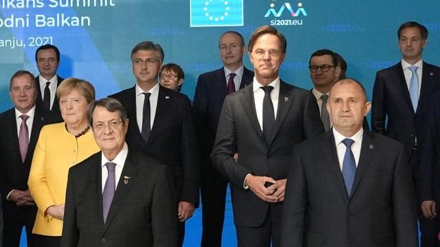 Die «europäische Familie» bekommt vorderhand keinen Zuwachs