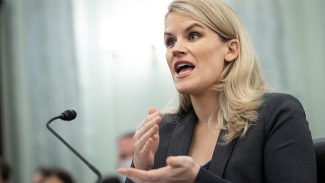 Ex-Mitarbeiterin erhebt happige Vorwürfe gegen Facebook