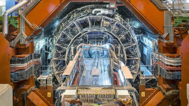 Ungewisse Zukunft fürs CERN
