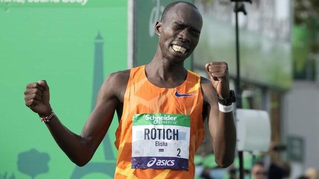 2:04:23 Stunden: Rotich stellt Streckenrekord auf