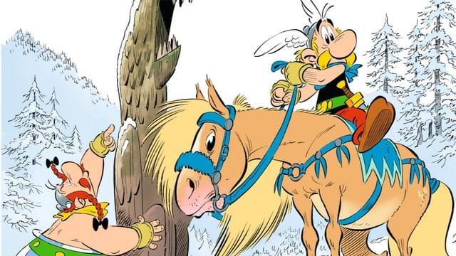 «Asterix und der Greif»: Hoch lebe das Matriarchat!