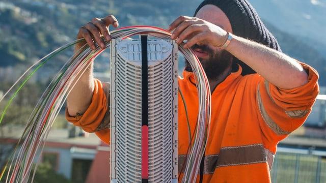 Swisscom-Ausbau des Glasfasernetzes gerichtlich gestoppt