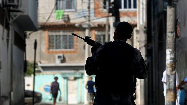 Bei Razzien in Favelas gilt: «Töten oder getötet werden»