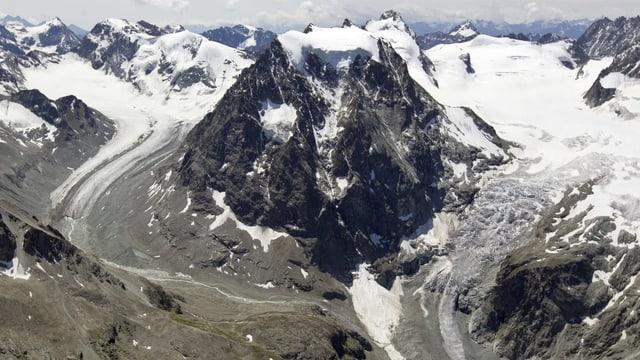 Im Kanton Wallis bebte die Erde