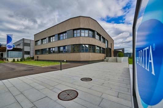 BRITA Schweiz bezieht seinen gelungenen Umbau